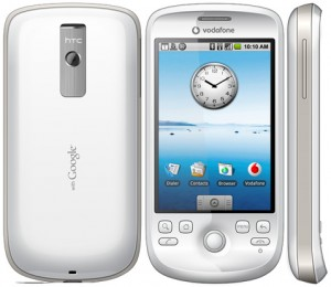 Image of the HTC Magic